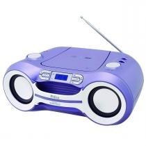 Micro System Boombox com Bluetooth USB PB121BT Philco - Philco