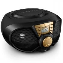 Micro System Boombox com CD e USB PX3115GX Philips -