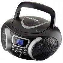 Micro System Boombox MP3 CD Player AM/FM USB Philco BS9MP3 - Britânia