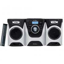 Micro System Britânia 7,5W RMS MP3 com Contole Remoto BS370 - Britânia