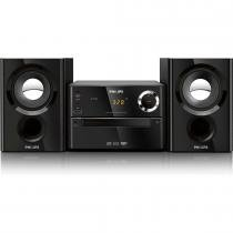 Micro System Philips MCM1150X com CD/MP3/USB 15W RMS -