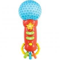 Microfone Baby Rock Star - Dican - Dican