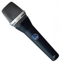 Microfone c/ fio de mão condensador - d 7 s akg - Akg