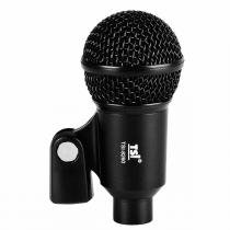 Microfone c/ fio dinâmico p/ surdo / caixa / tom tom - 8260 tsi - Tsi