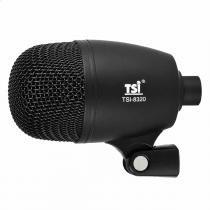 Microfone c/ Fio p/ Bumbo 8320 - TSI - TSI