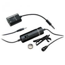 Microfone Lapela Audio-Technica ATR3350IS -