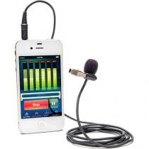 Microfone Lapela para iPhone Azden EX5031 -