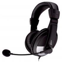 Microfone Leadership Headphone Deluxe 1741 -