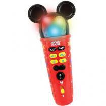 Microfone Mickey Rockstar Disney Baby Dican - 3728