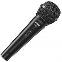 Microfone Profissional Vocal com Fio SV200 com Cabo - Shure - Shure