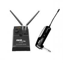 Microfone s/ fio p/ guitarra uhf 2000 g - skp - Skp