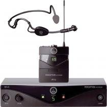 Microfone Sem Fio Wireless Sport Headset Set Banda B2 Preto Akg - AKG