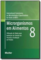 Microrganismos em alimentos 8 - Edgard blucher
