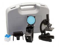 Microscópio Com Ampliação 300x 600x E 1200x XSP-1200XT - Constelation