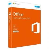 Microsoft Office Home  Business Fpp 2016 32/64 T5d-02932 - Microsoft