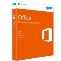 Microsoft Office Home  Student 2016 Braz Fpp 79g-04766 - Microsoft