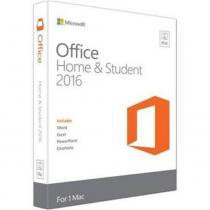 Microsoft Office Mac Home And Student 2016 Português - FPP -