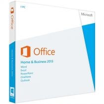 Microsoft T5D-01674 Office Home Business 2013 32 64 FPP DVD -