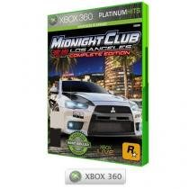 Midnight Club Los Angeles: Complete Edition - para Xbox 360 - Rockstar
