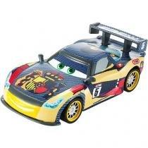 Miguel Camino - Mattel  - Disney Pixar Cars - Carbon Racers -