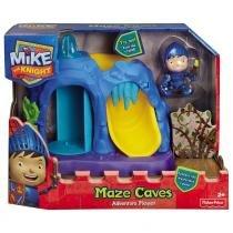 Mike O Cavaleiro - Playset Básico Caverna Labirinto - Mattel - Outras Marcas