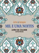 Mil E Uma Noites - Livro De Colorir - Alaude - 1