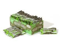 Military Energy Gum - 100mg cafeina - 1 pacote com 5 pieces - Hortelã - Military Energy Gum