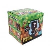 Minecraf - Caixa Coleção de Figuras - Mattel - Minecraft