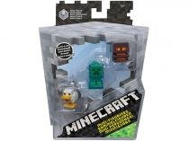 Minecraft 3 Minifiguras - Mattel