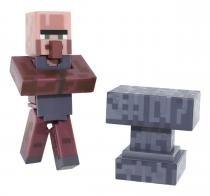 Minecraft Boneco Blacksmith - BR399 - Minecraft