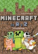 Minecraft De A A Z - Panda Books - 1