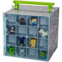 Minecraft Maleta para Bonecos - Mattel