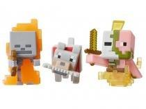 Minecraft Minifigures - Mattel