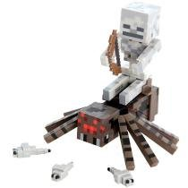 Minecraft Pack com Figura Spider Jockey BR152 - Multikids -