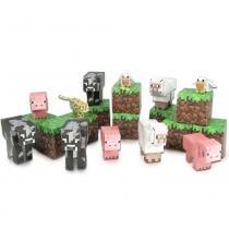 Minecraft Papercraft Animal Mobs - Multikids - Minecraft