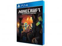 Minecraft para PS4 - Mojang