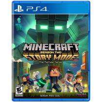 Minecraft story mode 2 - ps4 - Sony