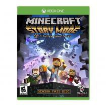 Minecraft story mode: a telltale games series - xbox one - Microsoft