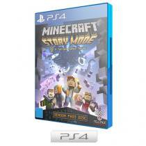 Minecraft: Story Mode - The Complete Adventure - para PS4 Telltale Games