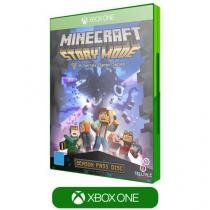 Minecraft: Story Mode - The Complete Adventure - para Xbox One Telltale Games