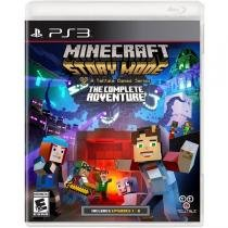 Minecraft story mode the complete adventure - ps3 - Sony