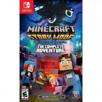 Minecraft story mode: the complete adventure - switch - Nintendo