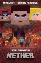 Minecraft vol. 2 - explorando o nether - 9788538055037 - Ciranda cultural