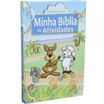Minha Biblia De Atividades - Sbb - 1