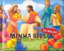 Minha Biblia Infantil - Bolso - Paulus - 1