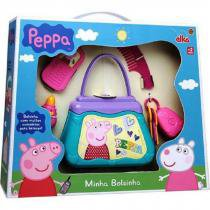 Minha Bolsinha - Peppa Pig - Elka