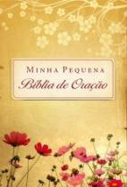 Minha Pequena Biblia De Oracao - Almofadada Flores Do Campo - Mundo Cristao - 1