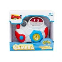 Minha primeira camera zoop toys zp00007 -