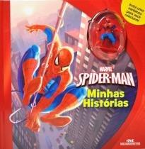 Minhas Histórias - Homem-Aranha - Melhoramentos -