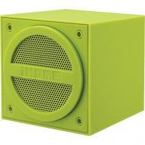 Mini Alto Falante Portatil Bluetooth Verde Ibt16 Q - Mobimax -